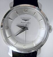 # 1142 Longines Automatic-Sold
