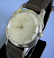 #1162 Longines Mechanical-Sold