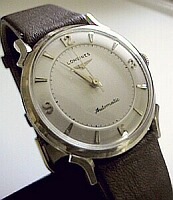 #1168 Longines Automatic-Sold