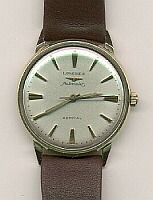 #1170 Longines Admiral Auto.-Sold