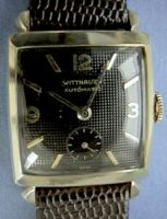 Wittnauer 17J-Sold