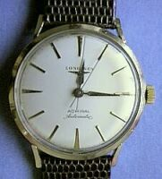 Longines Admiral Auto.-Sold