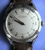 Wittnauer Automatic 17J-Sold