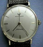 #1112 Wittnauer Automatic 17J-Sold
